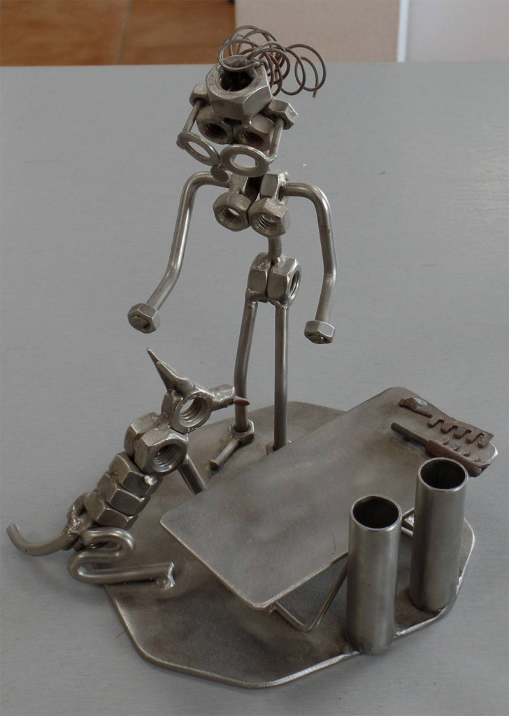 hundesalon-figur